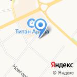 Архавтоматика на карте Архангельска