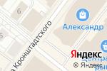Схема проезда до компании Эльдорадо в Архангельске