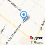 РЕГИОН-ПОСТАВКА на карте Архангельска