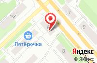 Схема проезда до компании Ахилес в Архангельске