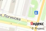 Схема проезда до компании ХозМаг в Архангельске