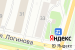 Схема проезда до компании Tattoo Family в Архангельске