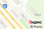 Схема проезда до компании Романов Кредит в Архангельске