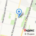 Магазин продуктов пчеловодства на карте Архангельска