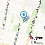 Ритм на карте Архангельска
