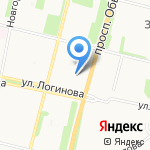 Tattoo Family на карте Архангельска