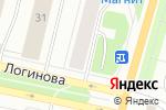 Схема проезда до компании Ритуальные услуги в Архангельске