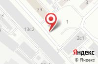 Схема проезда до компании Гарантия в Архангельске