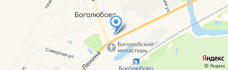 СтройСам на карте Боголюбово