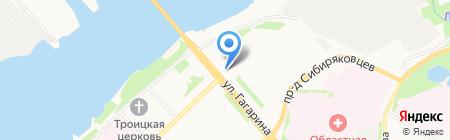 Грааль на карте Архангельска