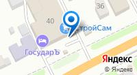 Компания Роспечать на карте