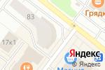 Схема проезда до компании Lale Antilop в Архангельске