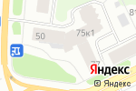 Схема проезда до компании Почтовое отделение №46 в Архангельске