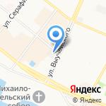Для всей семьи на карте Архангельска