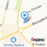 СУНДУЧОК на карте Архангельска