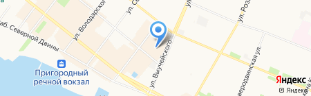 Kristi на карте Архангельска