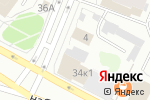 Схема проезда до компании Табак и К в Архангельске