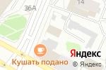 Схема проезда до компании Север-Б в Архангельске