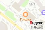 Схема проезда до компании Палестра в Архангельске