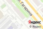 Схема проезда до компании Двина-микрофинанс в Архангельске