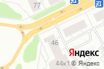 Схема проезда до компании Северные Продукты в Архангельске
