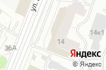 Схема проезда до компании Северный Меркурий в Архангельске