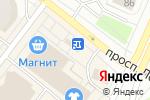 Схема проезда до компании Лидер в Архангельске