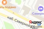 Схема проезда до компании Банкомат, СКБ-банк, ПАО в Архангельске