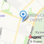 ККМцентр на карте Архангельска