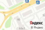 Схема проезда до компании Баунти в Архангельске