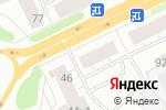 Схема проезда до компании Магазин одежды в Архангельске