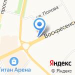 Киоск по продаже цифровых носителей на карте Архангельска