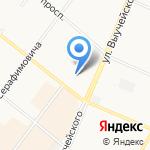 Грядка-FAMILY на карте Архангельска