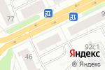 Схема проезда до компании Золотая Нива в Архангельске