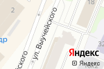 Схема проезда до компании Принцип в Архангельске