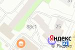 Схема проезда до компании Ника в Архангельске