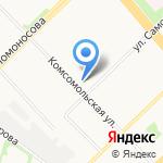 Норд-МЕДИКА на карте Архангельска