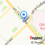 Первая аптека на карте Архангельска