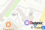 Схема проезда до компании ЭМП Энергетик в Архангельске