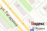 Схема проезда до компании Соня в Архангельске