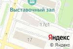 Схема проезда до компании ИТ-Сомекс в Архангельске