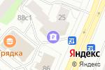 Схема проезда до компании АКБ Авангард, ПАО в Архангельске