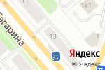Схема проезда до компании Магазин автомобильных раций в Архангельске