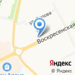 Diana на карте Архангельска