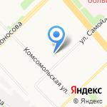 Северный государственный медицинский университет на карте Архангельска