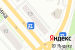 Схема проезда до компании Карнавал-студия в Архангельске