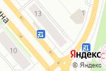 Схема проезда до компании Comepay в Архангельске