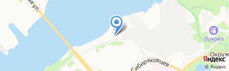 АКСК на карте Архангельска