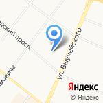 Центр профилактики социального сиротства на карте Архангельска