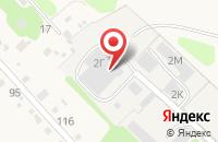 Схема проезда до компании Отпарил OFF в Боголюбово